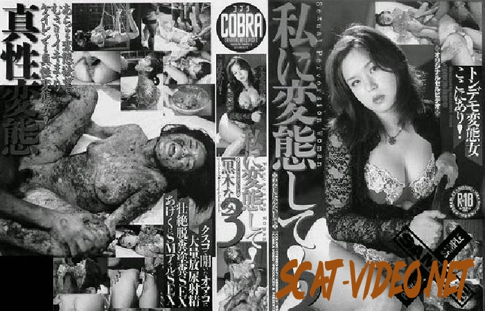 ZQ-03 Japanese scat uncensored scatology (2018) [SD/102.1395_ZQ-03]