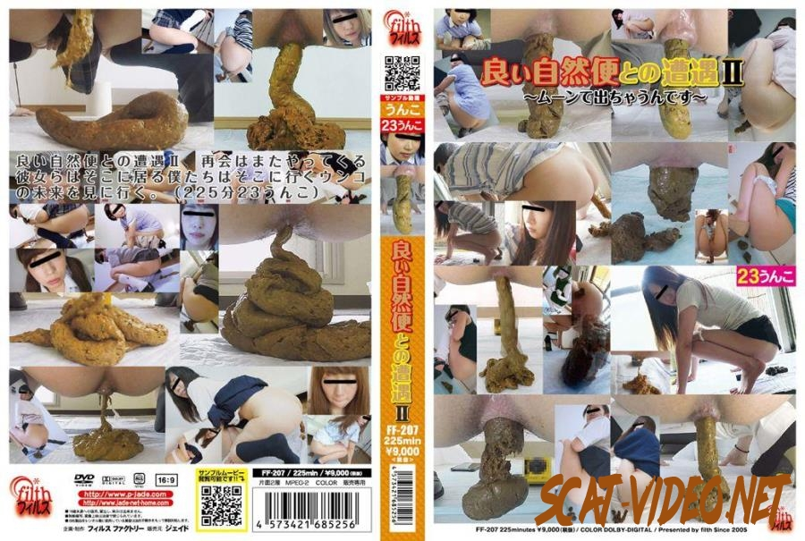 FF-207 Defecation girls, good excretion session (2018) [FullHD/100.2110_DLSR018]