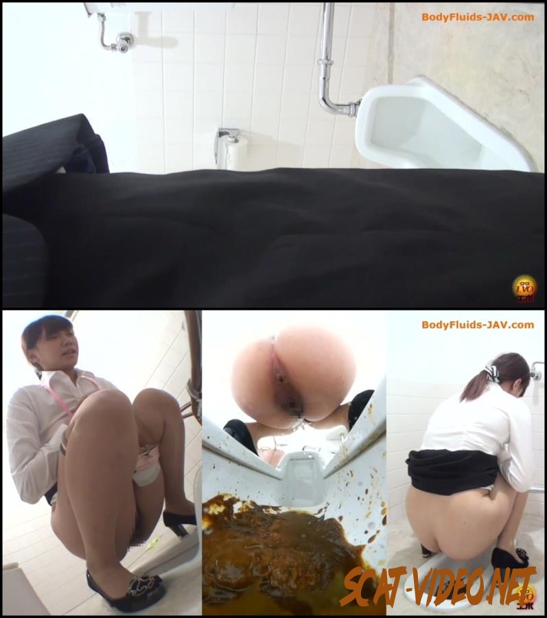 BFEE-25 Sexy lady pooping in public toilet (2018) [FullHD/192.1881_BFEE-25]