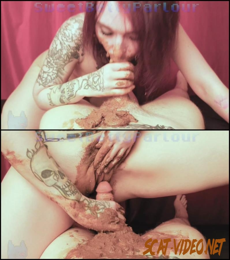 [Special #504] Scat couples POV shitty sex dick in shit fuck all hole (2018) [FullHD/220.504_BFSpec-504]