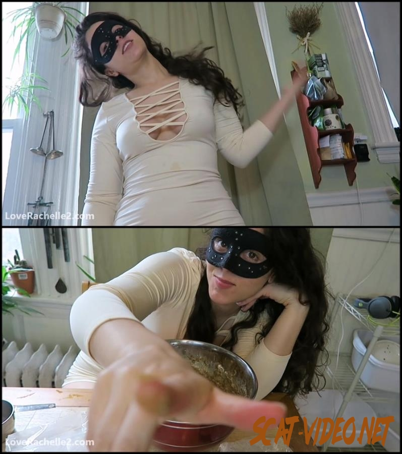 [Special #479] Girl in mask shitting and cook muffins from feces (2018) [FullHD/250.479_BFSpec-479]