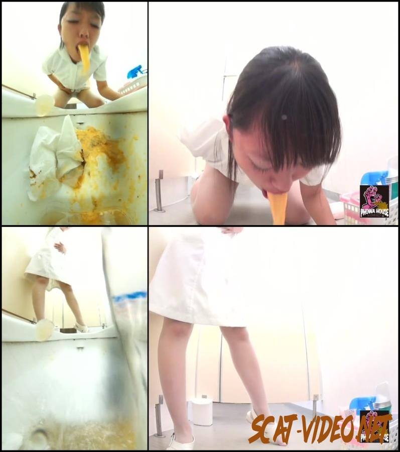BFJV-11 Girl puke in toilet after food poisoning (2018) [FullHD/051.1734_BFJV-11]