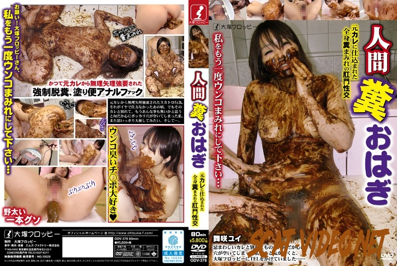 ODV-378 Anal 人間糞おはぎ 元カレに仕込まれた全身糞まみれの肛門性交 Body Covered Feces (2018) [HD/3.1207_ODV-378]