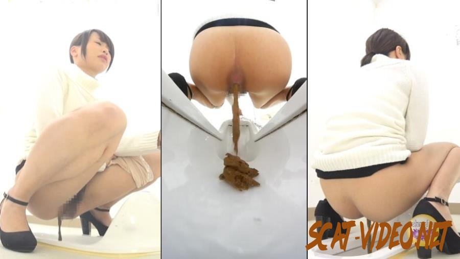 BFSL-93 Big Toilet and a Lot of Shit 女性のトイレのクローズアップをうんち Closeup (2019) [FullHD/1.1973_BFSL-93]