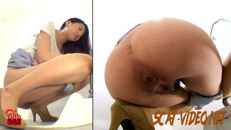 BFFF-293 Japanese Toilet Pooping Dirty Anal Fingering (2019) [FullHD/1.2573_BFFF-293]