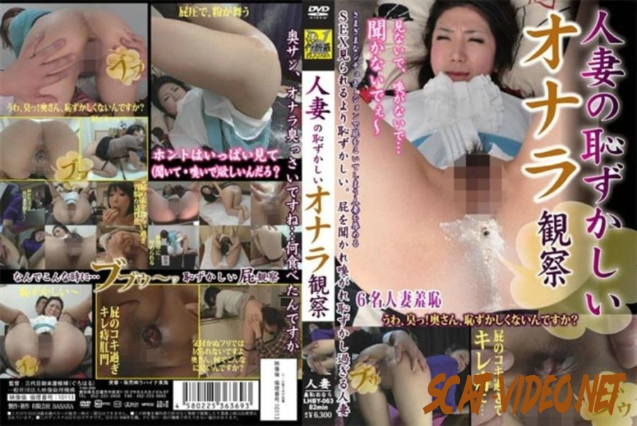 LHBY-063 Married Observation Embarrassing Fart 結婚観測恥ずかしいおなら (2020) [SD/1.2684_LHBY-063]