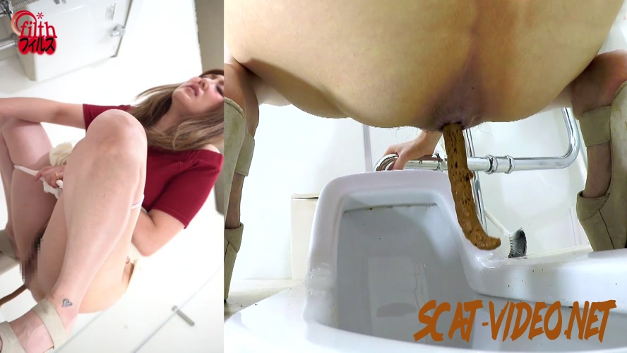 BFFF-343 アマチュア糞トイレ排泄 Amateur Shitting Toilet Excretion (2020) [FullHD/4.3036_BFFF-343]