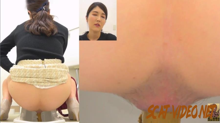 BFSR-419 New 6 Camera Wide Full Shot – Poop and Ass Research (2020) [FullHD/2.3583_BFSR-419]